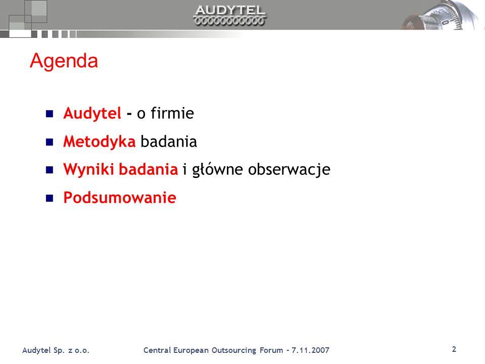 2 Audytel Sp.z o.o.