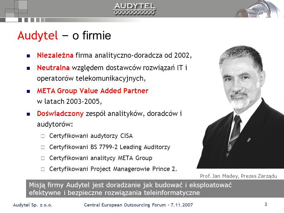3 Audytel Sp.z o.o.