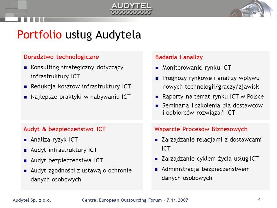 4 Audytel Sp.z o.o.