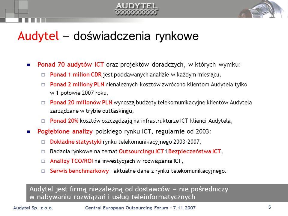 5 Audytel Sp.z o.o.