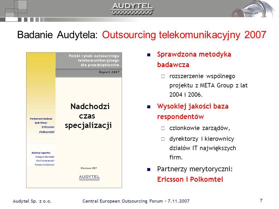 7 Audytel Sp.z o.o.