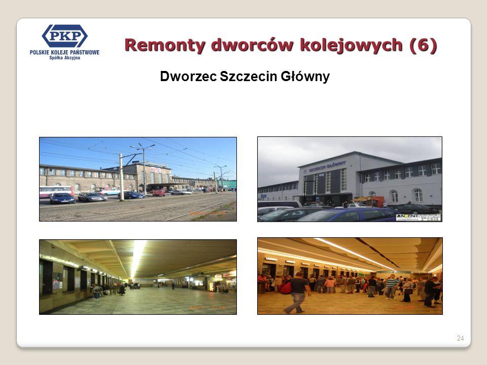 24 Dworzec Szczecin Główny Remonty dworców kolejowych (6)