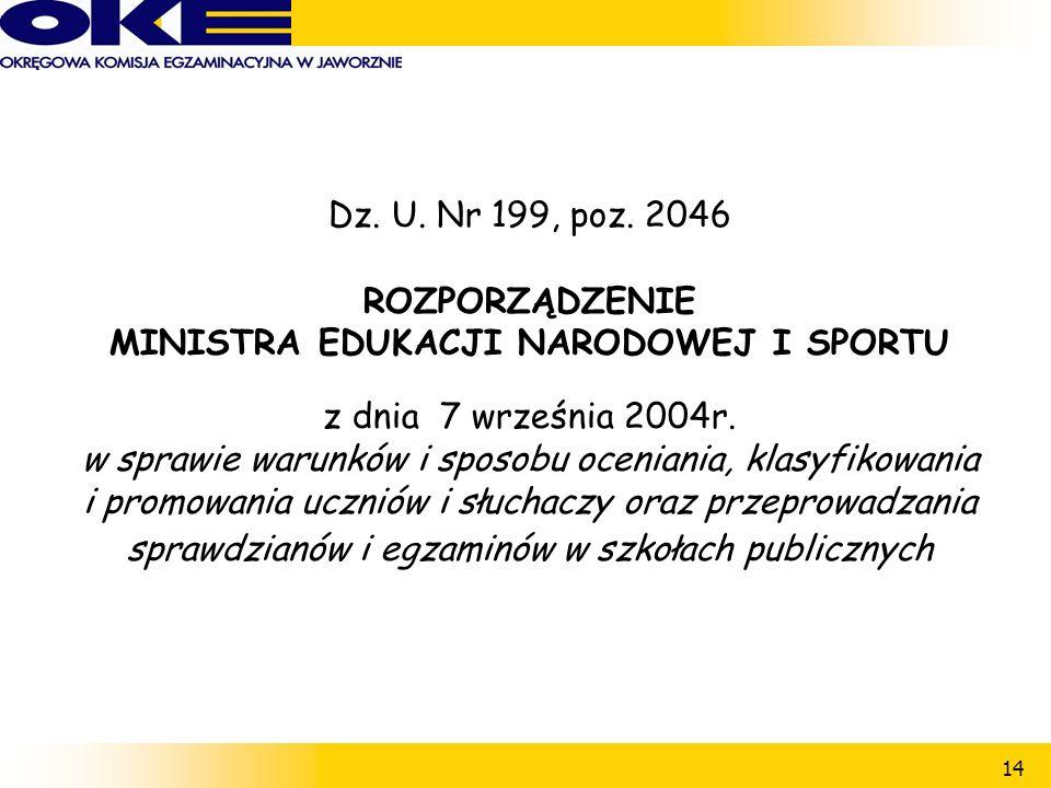 14 Dz. U. Nr 199, poz.