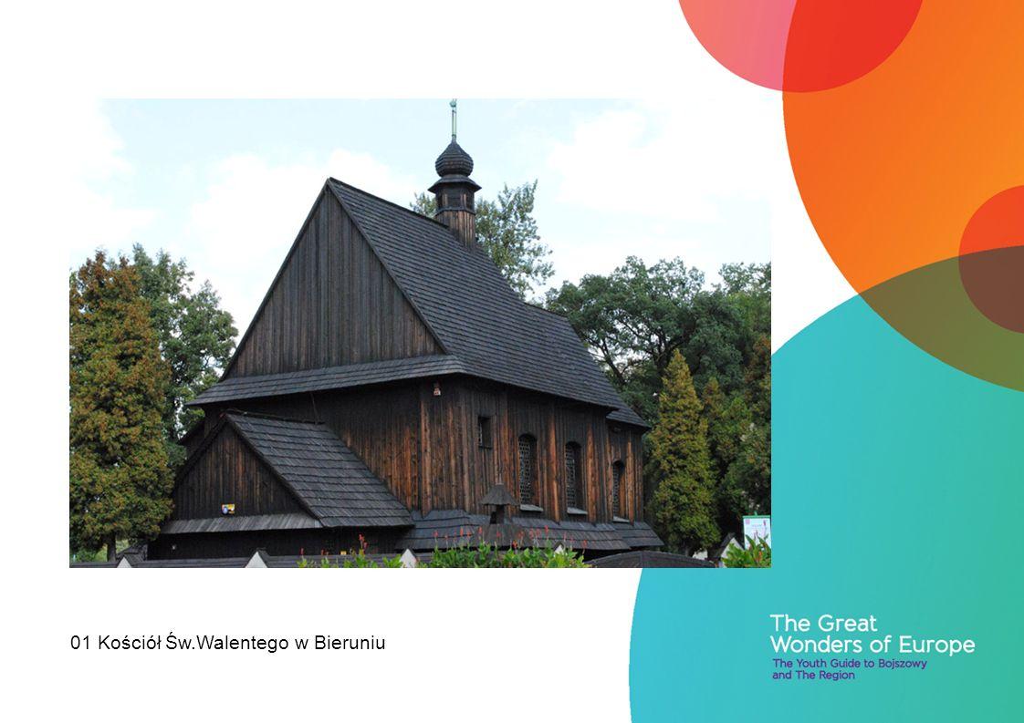 02 Kościół Św.Walentego w Bieruniu