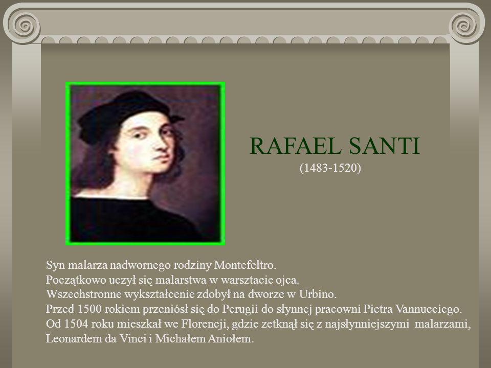 Zarys epoki Renesans jest ogólnie przyjętą nazwą na określenie epoki wielkich zmian w kulturze i sztuce, jakie miały miejsce w XV i XVI – wiecznych Wł