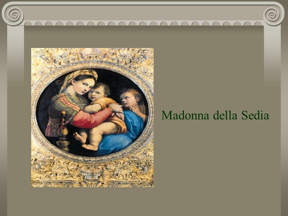 Madonny Rafaela Madonna z Dzieciątkiem i Janem Chrzcicielem