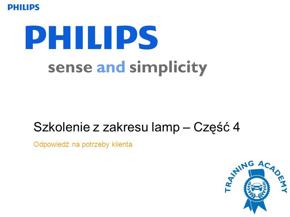 Szkolenie z zakresu lamp – Część 4 Odpowiedź na potrzeby klienta