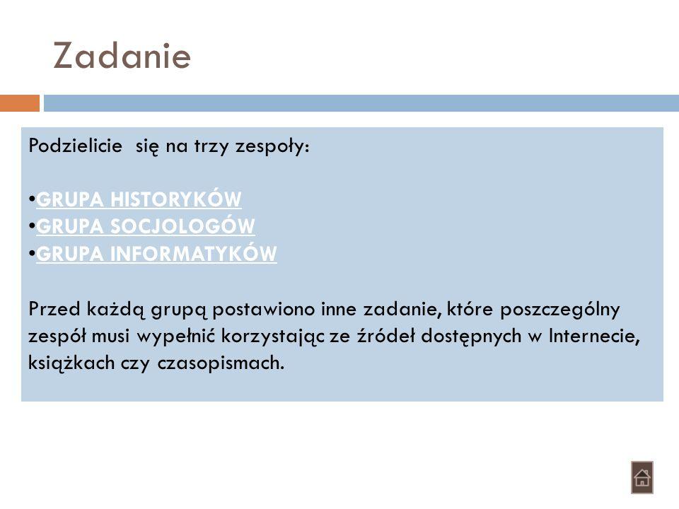 Źródła Przykładowe źródła informacji: http://mhk.katowice.pl/korfanty/dane/o_stronie.htm http://pl.wikipedia.org/wiki/Wojciech_Korfanty http://alpha.bn.org.pl/search*pol/a?SEARCH=Korfanty%2C+Wojciech http://www.silesia- region.pl/korfanty2009/index.php?jezyk=pl&grupa=10&art=1239788272&id_menu=11 http://www.naszslask.pl/forum/topics/2009-rok-wojciecha-korfantego