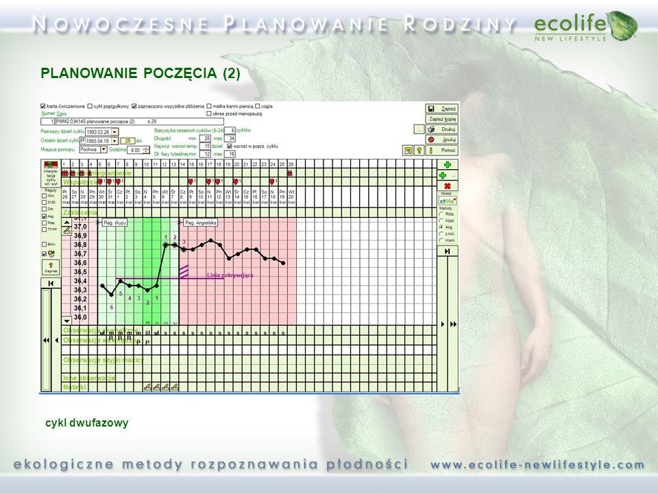 cykl dwufazowy PLANOWANIE POCZĘCIA (2)