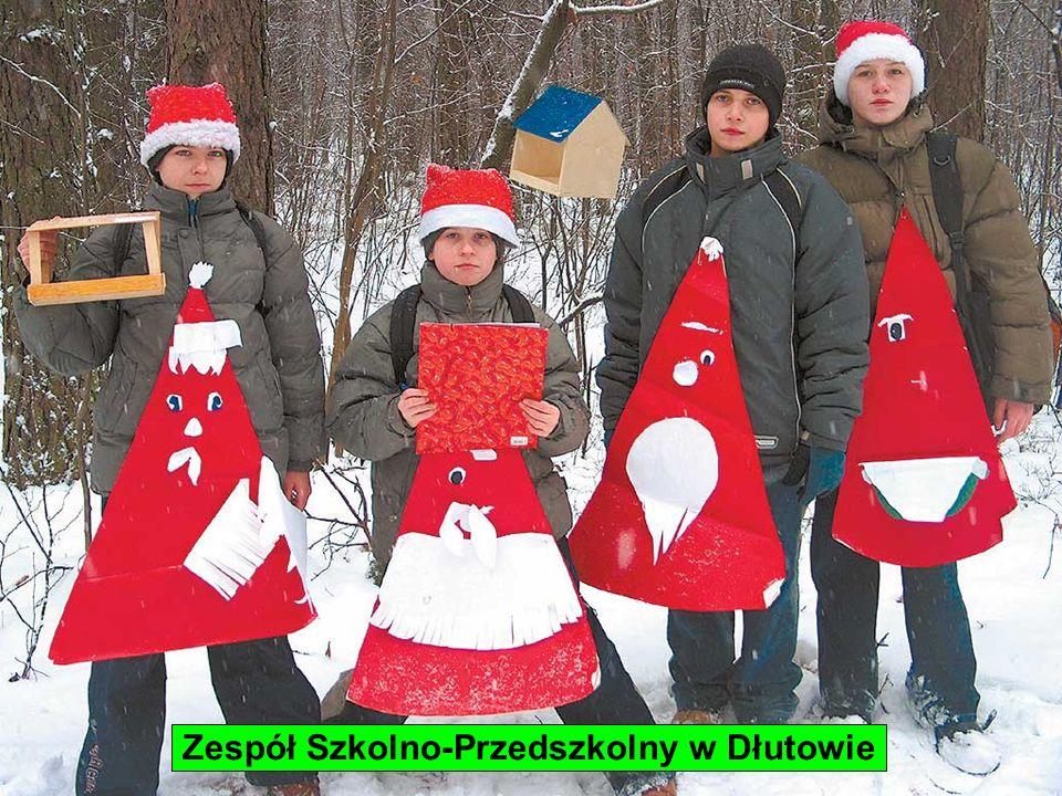 Zespół Szkolno-Przedszkolny w Dłutowie