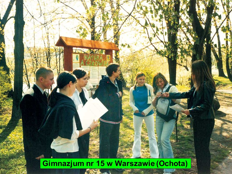 Gimnazjum nr 15 w Warszawie (Ochota)