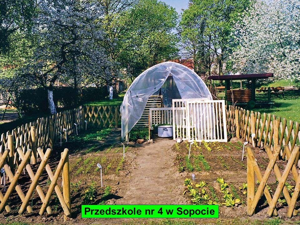 Przedszkole nr 4 w Sopocie