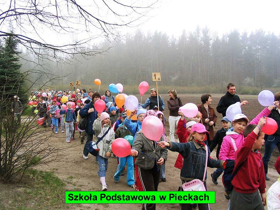 Szkoła Podstawowa w Pieckach