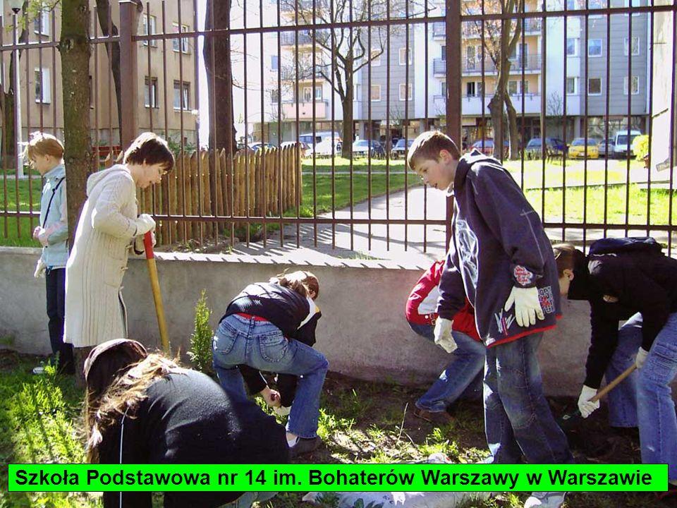 Szkoła Podstawowa nr 14 im. Bohaterów Warszawy w Warszawie
