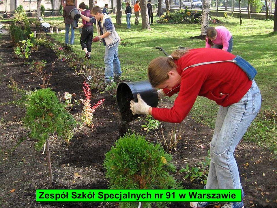 Zespół Szkół Specjalnych nr 91 w Warszawie