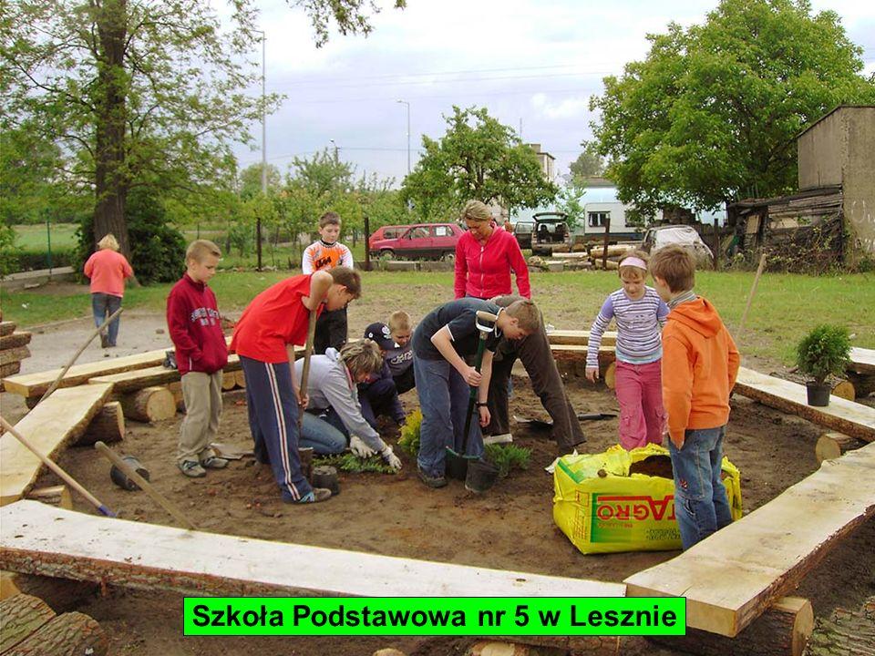 Szkoła Podstawowa nr 5 w Lesznie