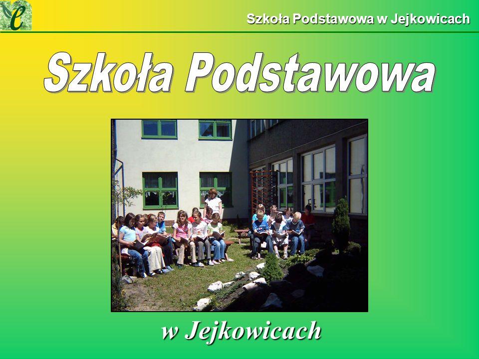 Szkoła Podstawowa w Jejkowicach w Jejkowicach w Jejkowicach