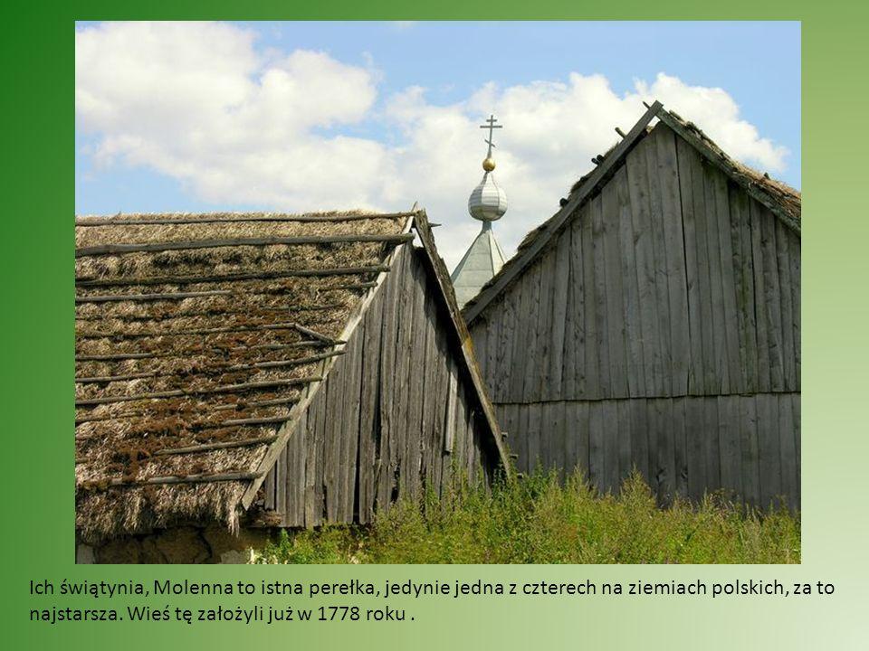Jest magiczne miejsce w tym cichym zakątku, to Wodziłki, wieś słynna z tego, że zamieszkują ją rosyjscy staroobrzędowcy, egzotyczna społeczność suwalska :-)