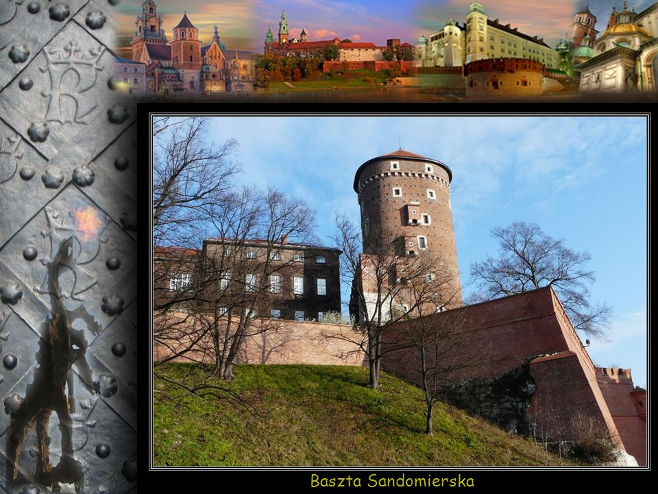 Zamek od strony ulicy Grodzkiej