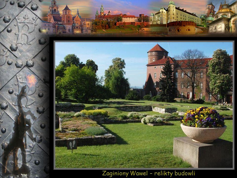 Zaginiony Wawel – relikty budowli