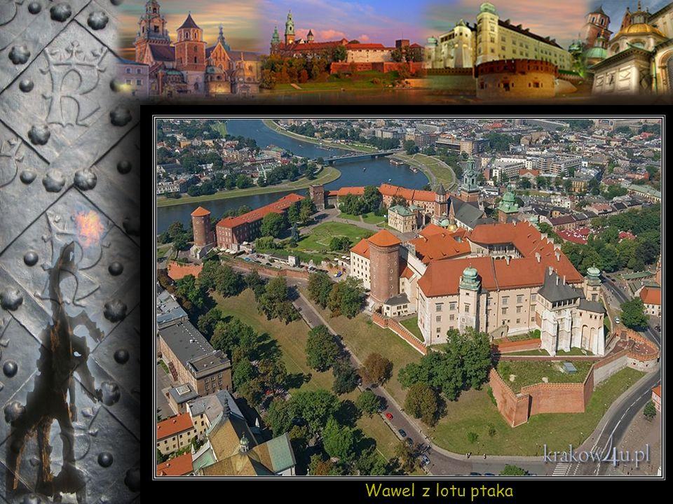 Jesienny Wawel