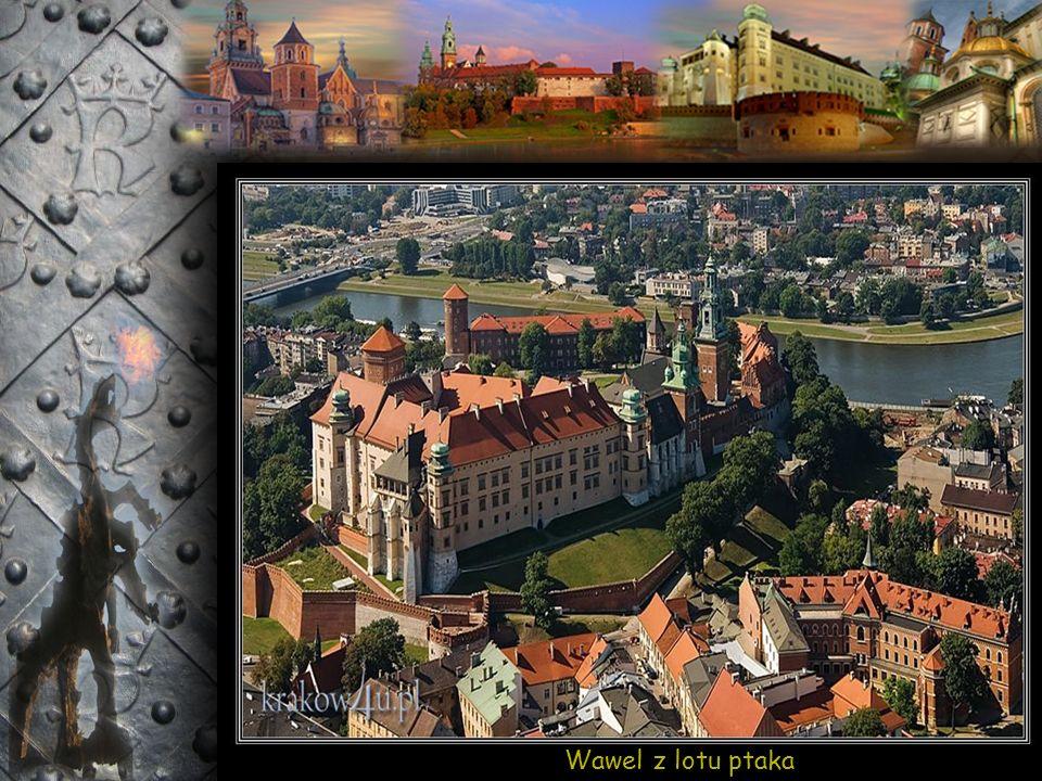 Budynek Administracji Wawelu