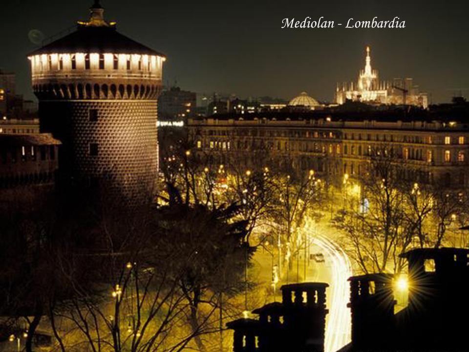 Mediolan - Lombardia
