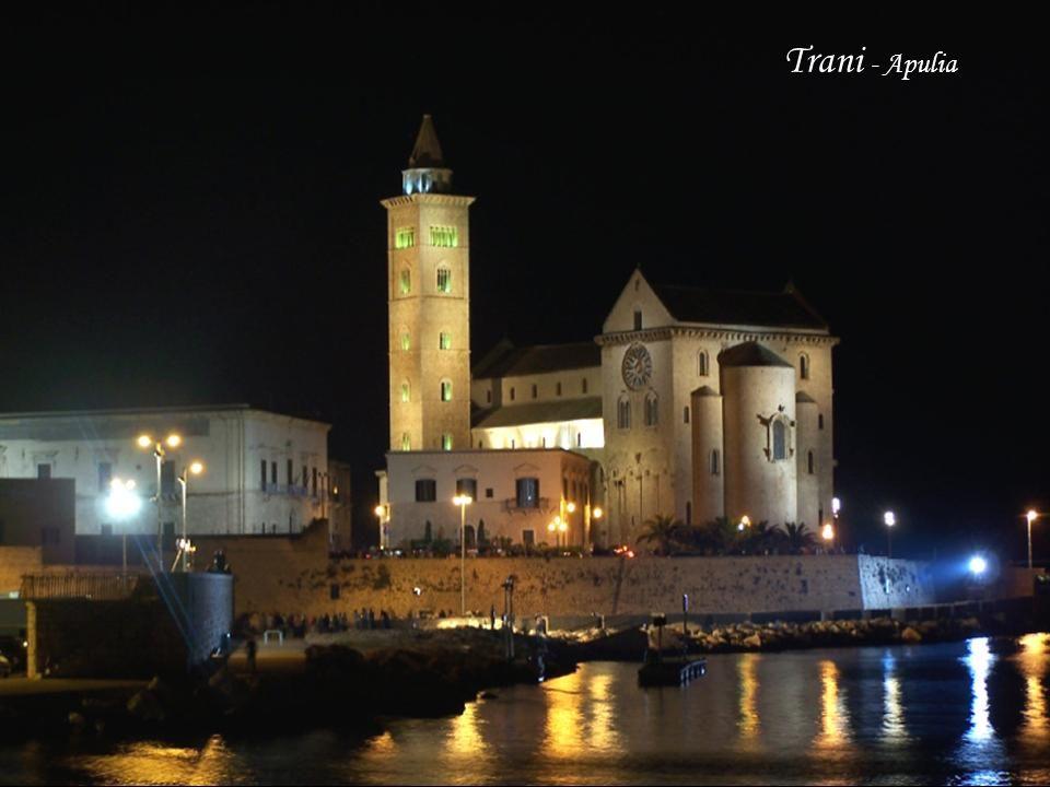 Brindisi - Apulia Molfeta - Apulia