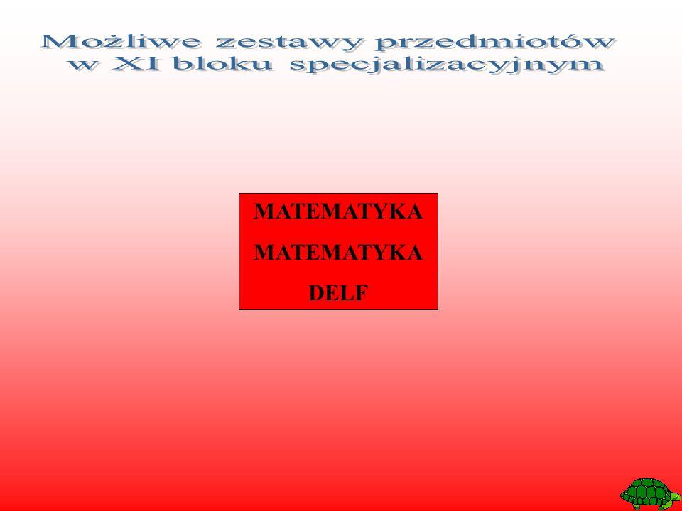 MATEMATYKA DELF