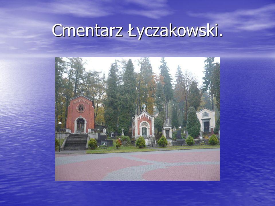 Cmentarz Łyczakowski.