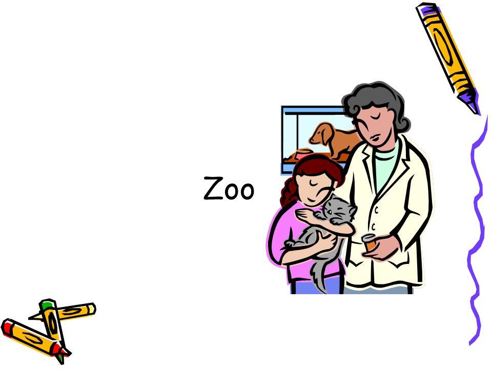 Matołek raz zwiedzał zoo I wołał co chwila … O-O !