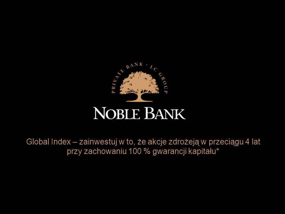 Jak wygląda sytuacja finansowa typowego Polaka.Global Index Dlaczego warto zainwestować .