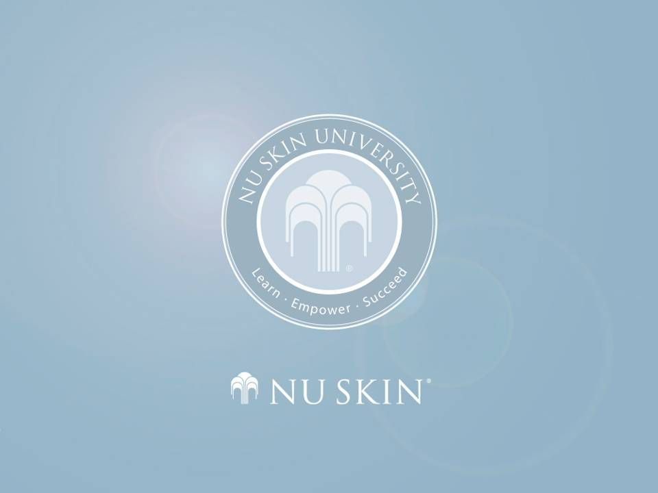 Galvanic Spa System II This document is for use by Nu Skin Enterprises Europe staff and independent distributors.