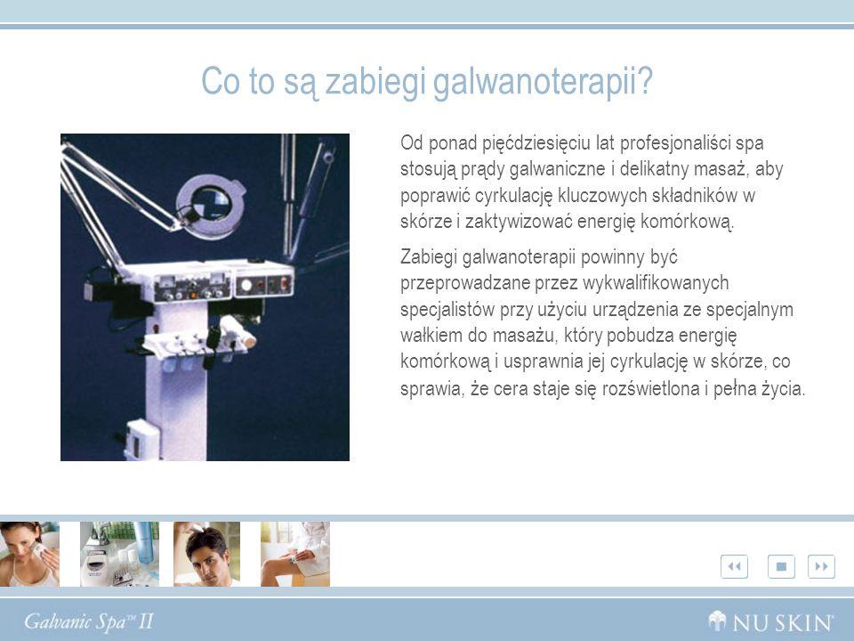Co to są zabiegi galwanoterapii? Od ponad pięćdziesięciu lat profesjonaliści spa stosują prądy galwaniczne i delikatny masaż, aby poprawić cyrkulację