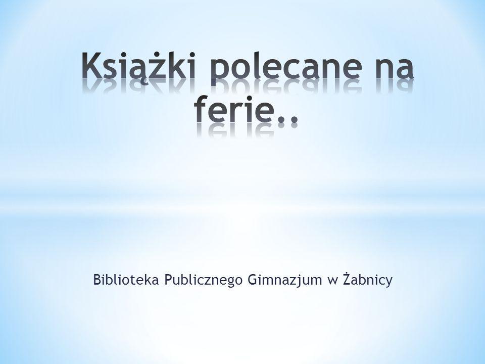 Biblioteka Publicznego Gimnazjum w Żabnicy