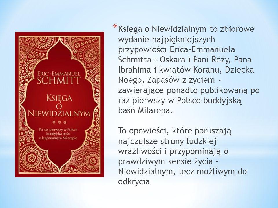 * Jeden z największych bestsellerów światowych.