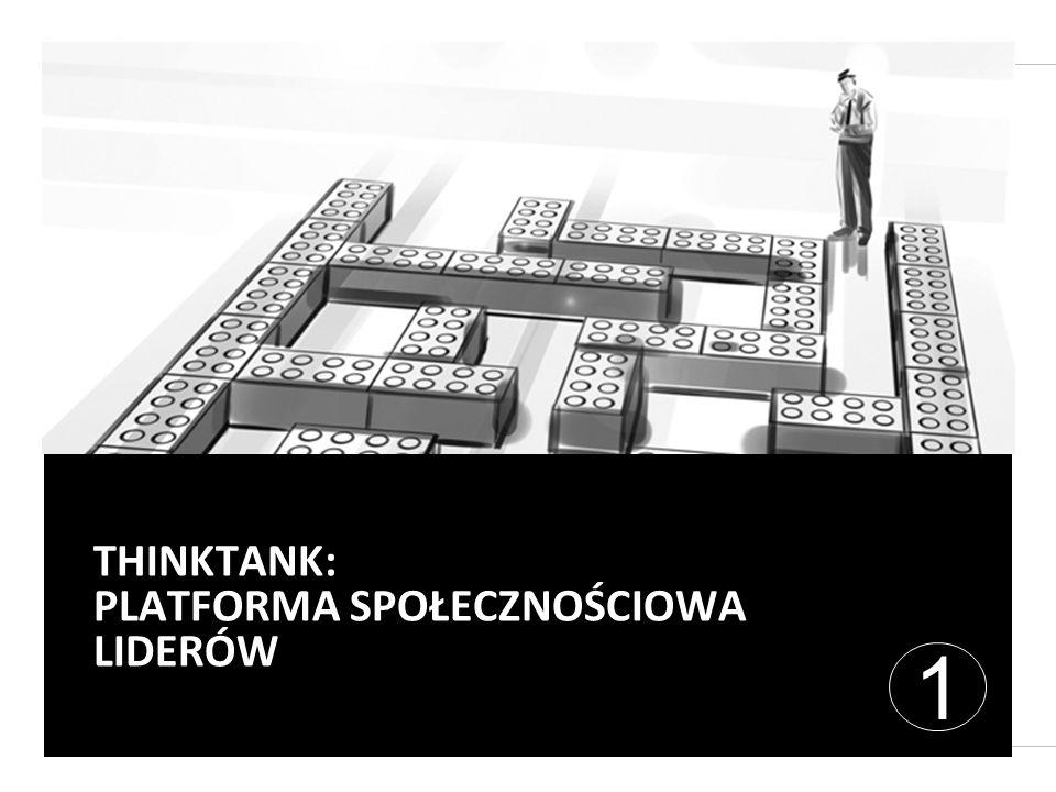 firm z Listy 500 największych polskich firm, to firmy których liderzy i dyrektorzy najwyższego szczebla czytają THINKTANK bądź biorą udział w spotkaniach THINKTANK 5,3 tys.