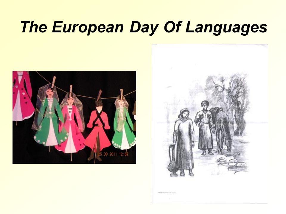 Braliśmy udział w warsztatach o języku czeczeńskim, hebrajskim i arabskim.