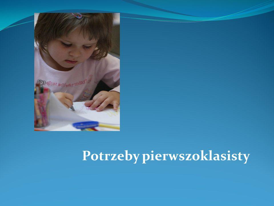 Po trzecie, nowy uczeń często denerwuje się w szkole, a po lekcjach odreagowuje stres w domu.