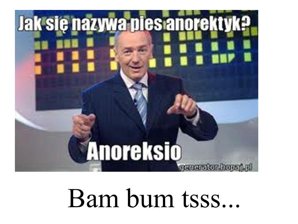 Bam bum tsss...