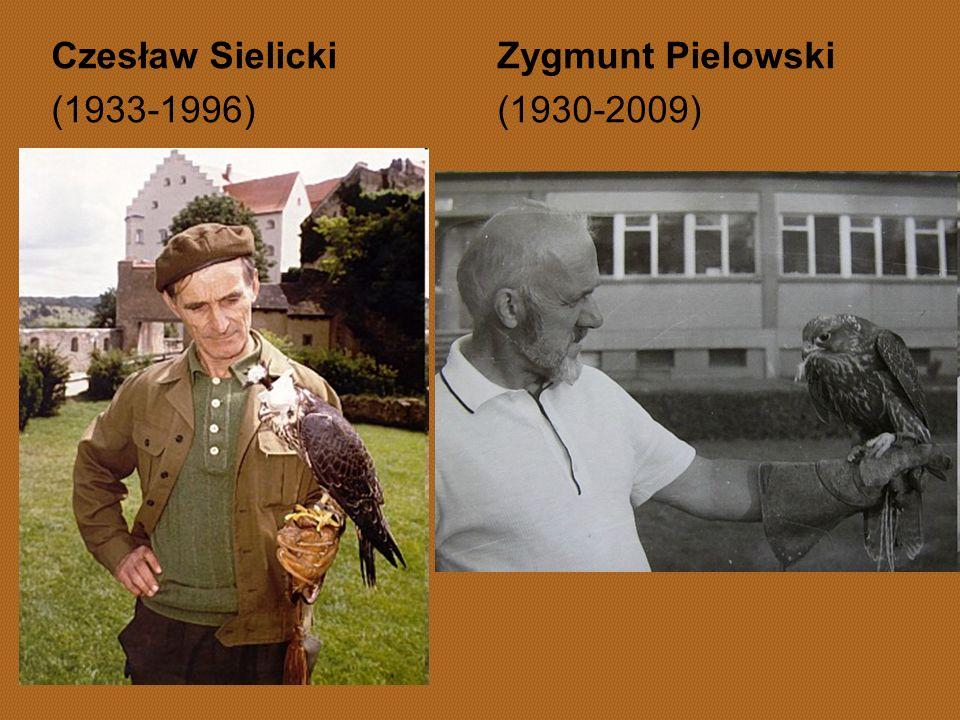 Czesław Sielicki (1933-1996) Zygmunt Pielowski (1930-2009)