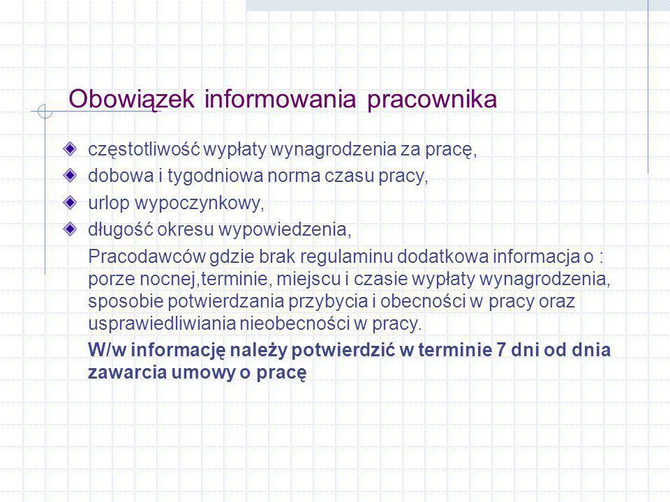 Profilaktyczne badania lekarskie wstępne okresowe kontrolne Wszystkie w/w badania może wykonać tylko ten lekarz (ZOZ), z którym pracodawca ma podpisaną stosowną umowę o opiekę profilaktyczną nad pracownikami