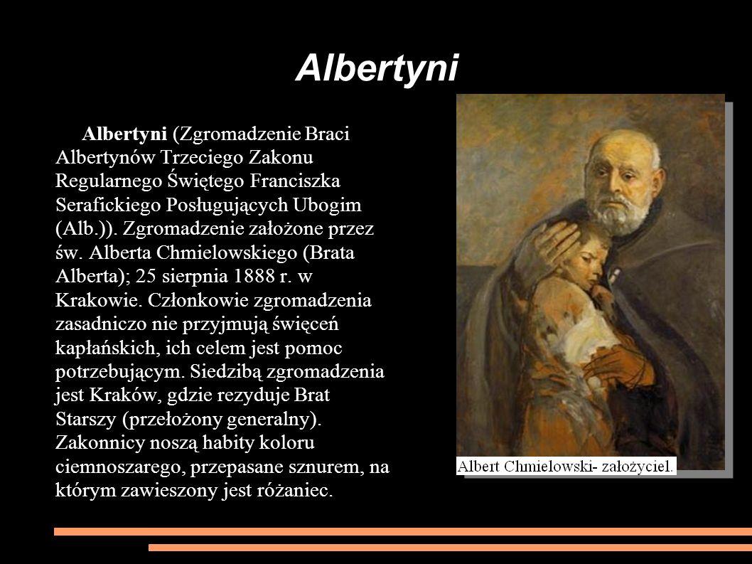 Benedyktyni Benedyktyni – pełna łacińska nazwa Ordo Sancti Benedicti (O.S.B.).