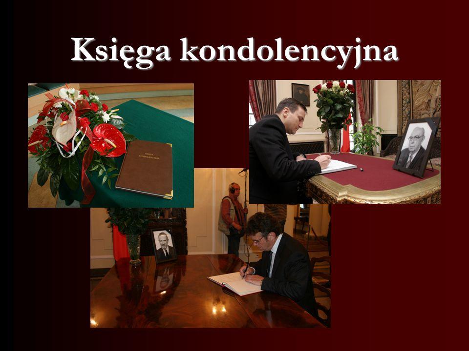 Księga kondolencyjna