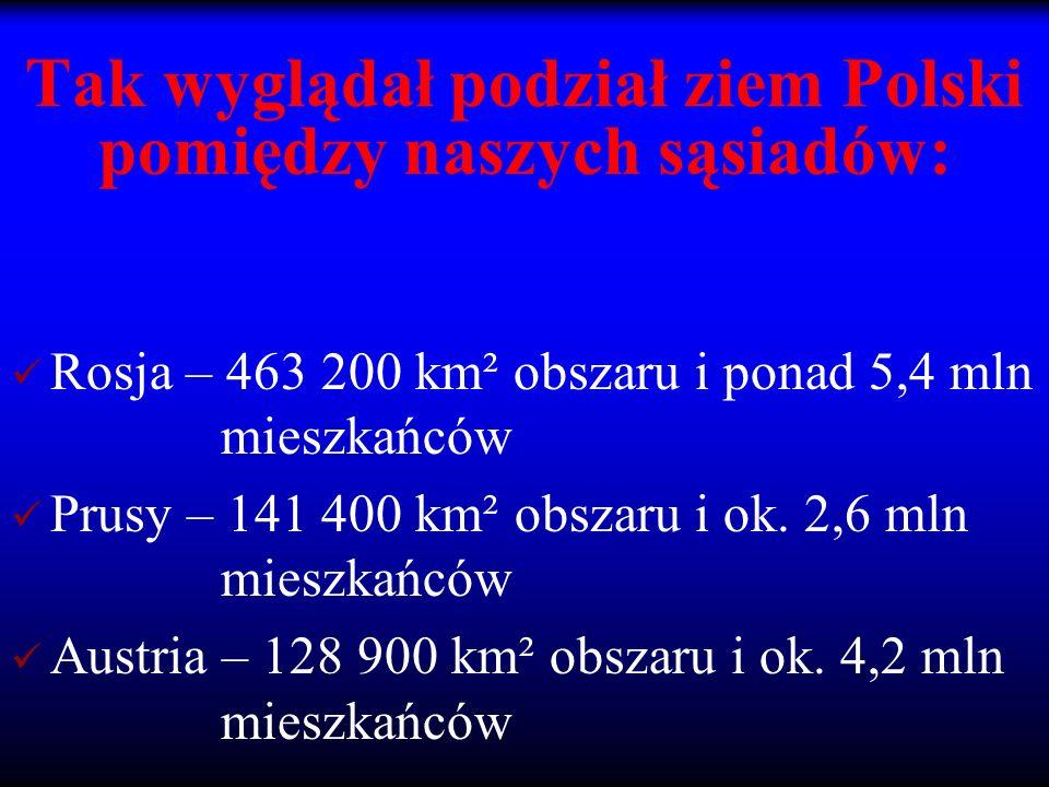 Upadek Polski, nie był tylko militarny, ale również moralny i duchowy…