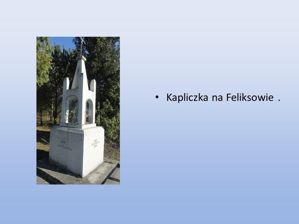 Kapliczka na Feliksowie.