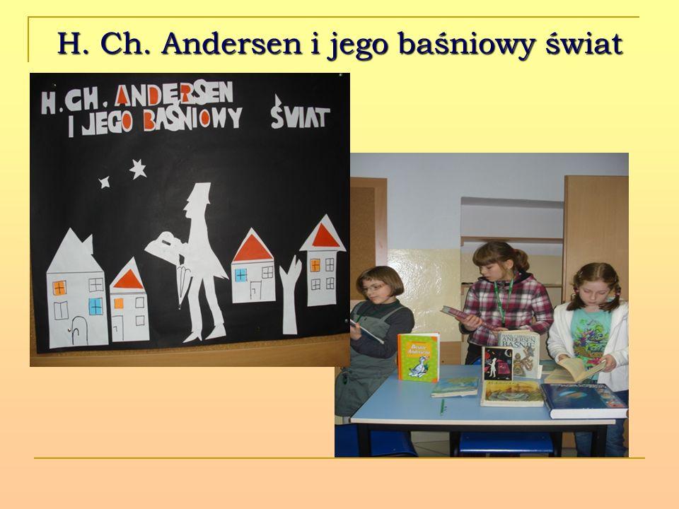 H. Ch. Andersen i jego baśniowy świat
