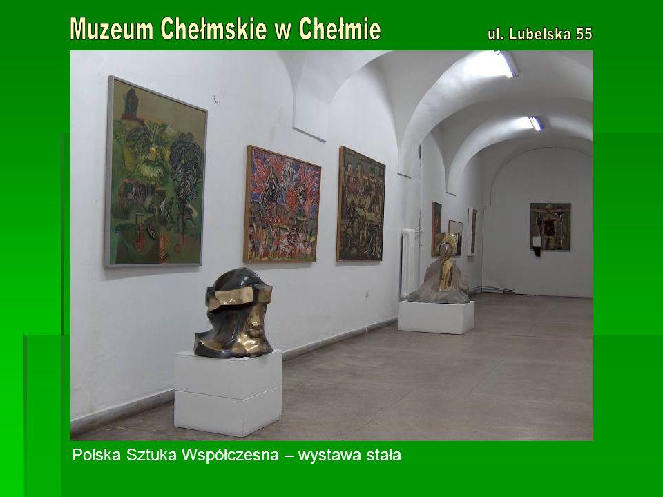 Znane, nieznane obrazy artystów chełmskich XX wieku ze zbiorów Muzeum Chełmskiego – wystawa czasowa czynna w dniach: 6.10.2005 r.- 30.01,2006 r.