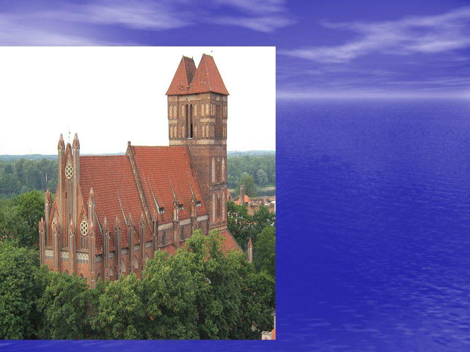 Kościół św. Jakuba w Toruniu - dawna fara Nowego Miasta Torunia, położona przy wschodnim narożniku Rynku Nowomiejskiego
