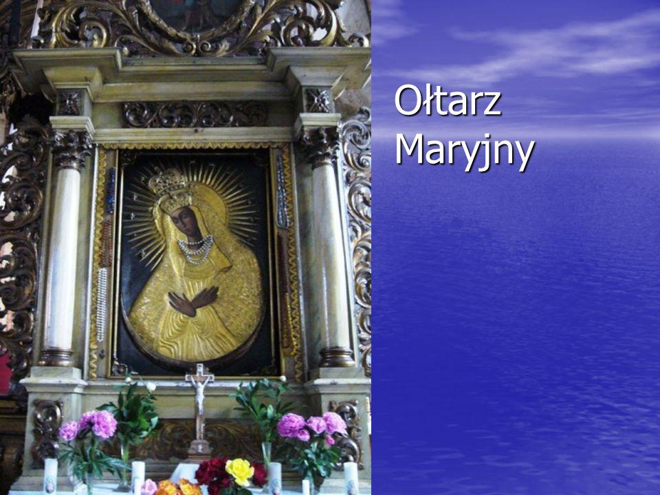Ołtarz Maryjny